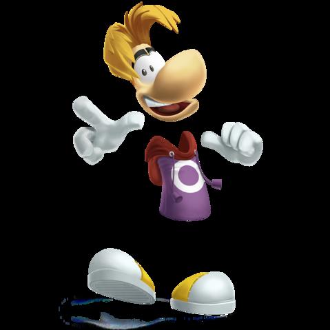 Super Smash Bros. 6/Rayman