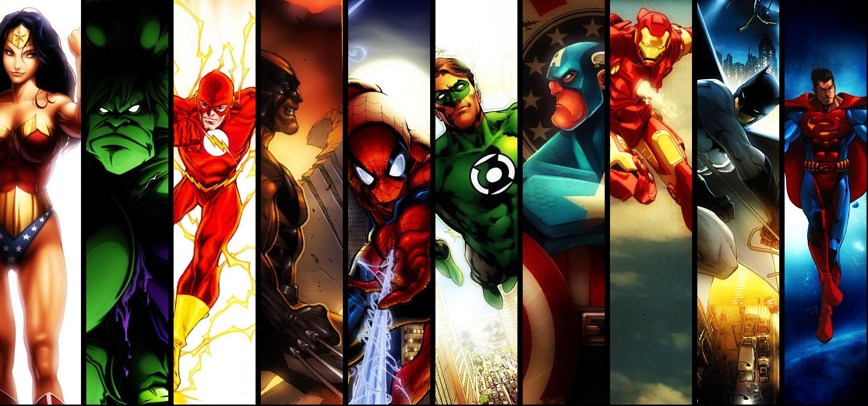 Marvel VS. DC Universe
