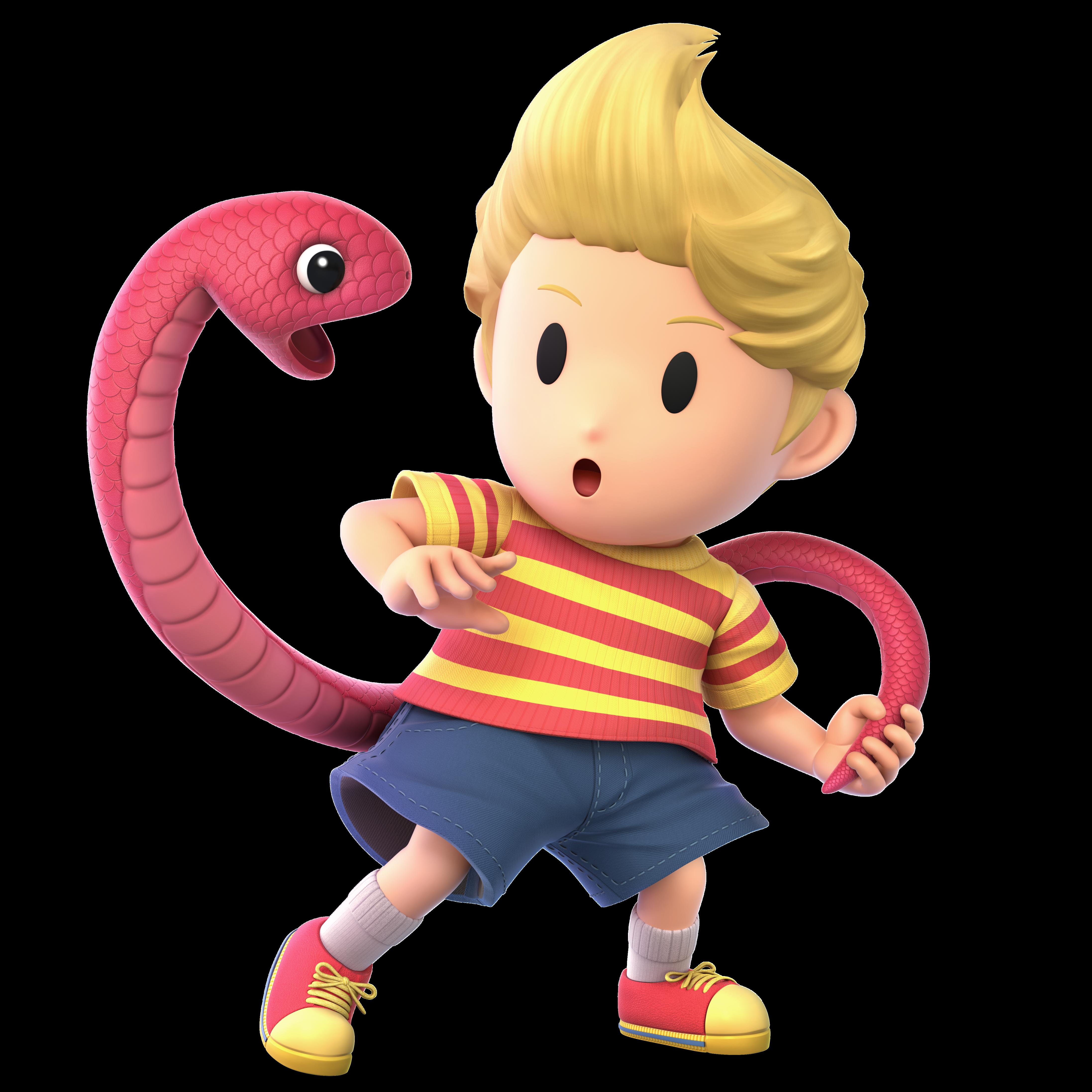 Super Smash Bros. 6/Lucas