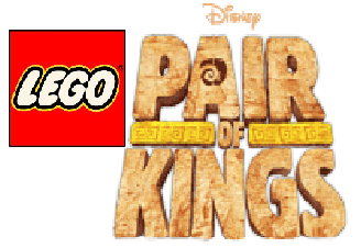 LEGO Pair of Kings