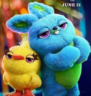 Toy Story 4 character poster - Ducky and Bunny.jpg