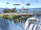 Super Smash Bros. 6/List of Stages