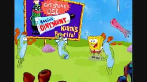 SpongeBob SquarePants Arcade Game