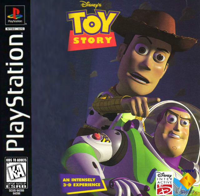 Toy Story (PS1)