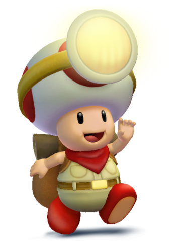 Super Smash Bros. 6/Captain Toad