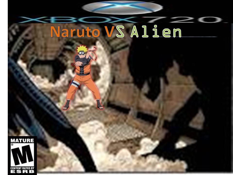 Naruto Vs Alien