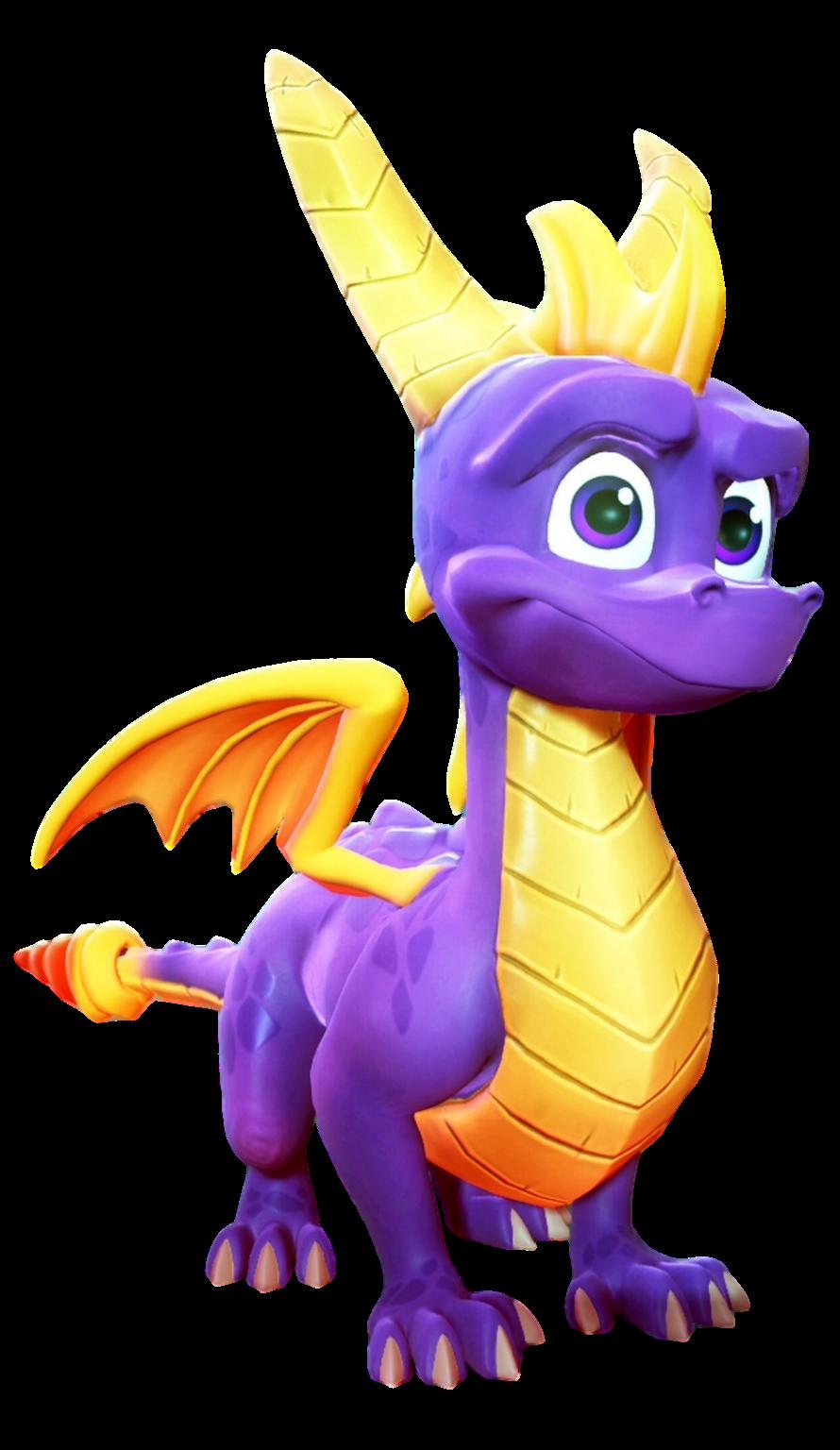 Super Smash Bros. 6/Spyro