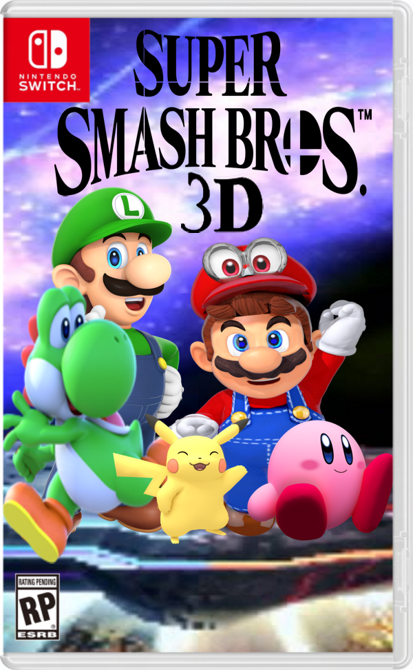 Super Smash Bros 3D