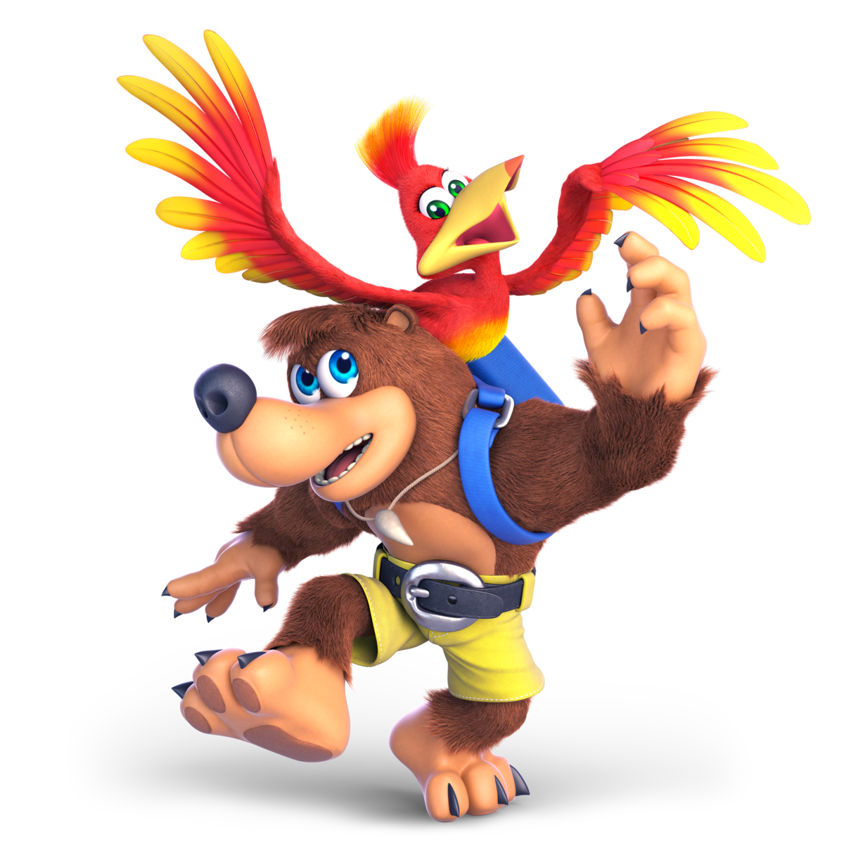 Super Smash Bros. 6/Banjo & Kazooie
