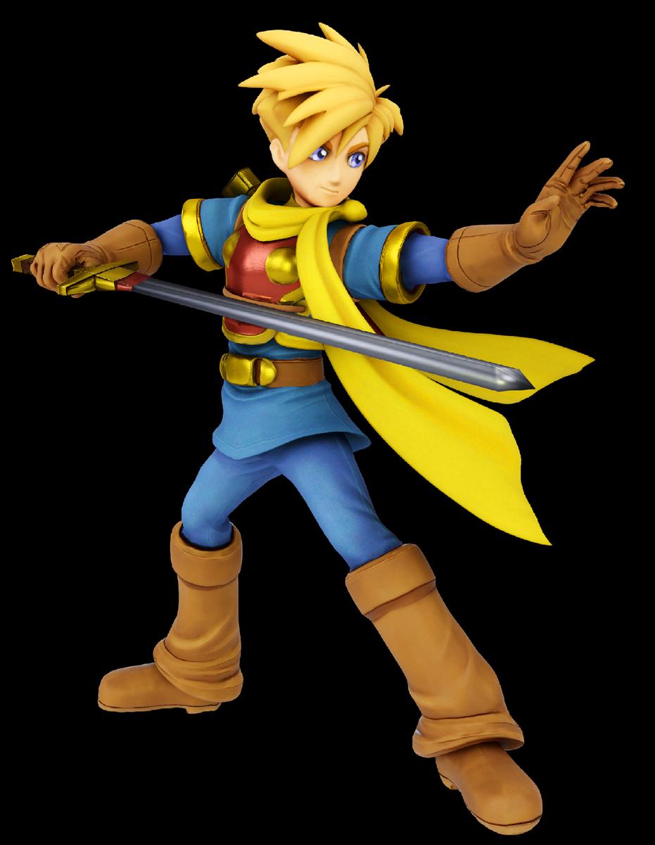 Super Smash Bros. 6/Isaac