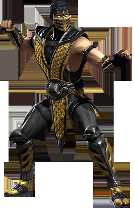 Super Smash Bros. 6/Scorpion