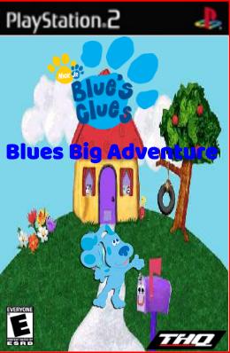 Blue's Clues: Blue's Big Adventure