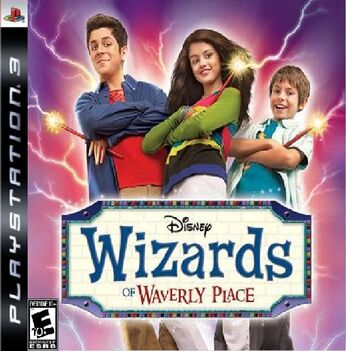 Wizrds of Waverly Place The Video Game PS3 Boxart.jpg