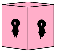 Assist Cube (MS Paint Drawing)