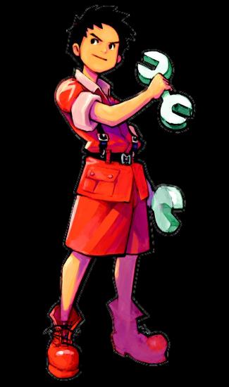 Super Smash Bros. 6/Andy