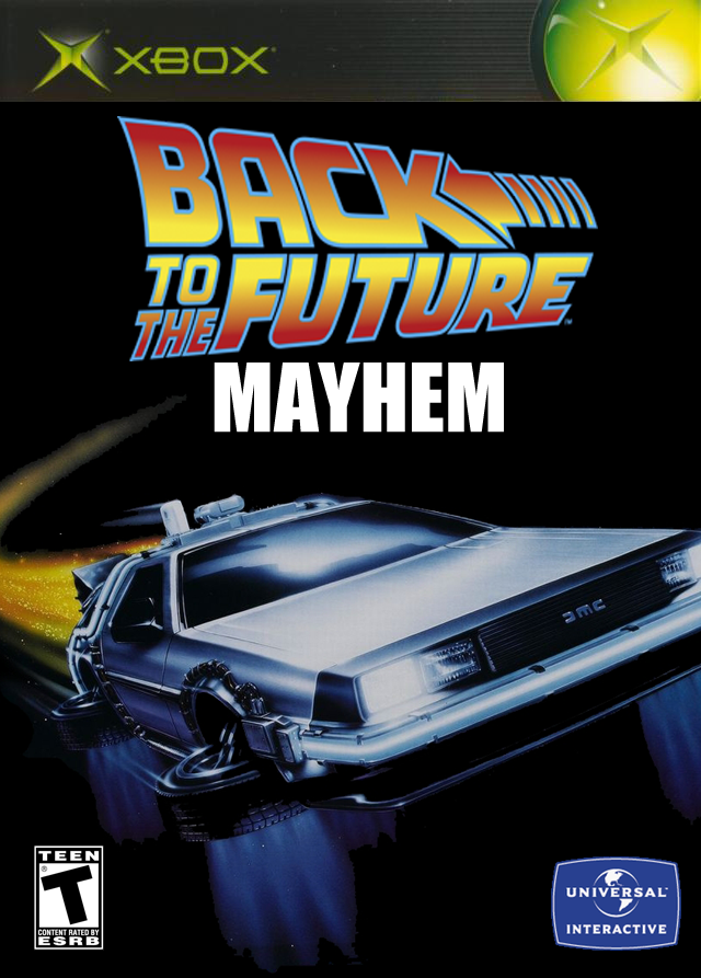 Back to the Future: Mayhem