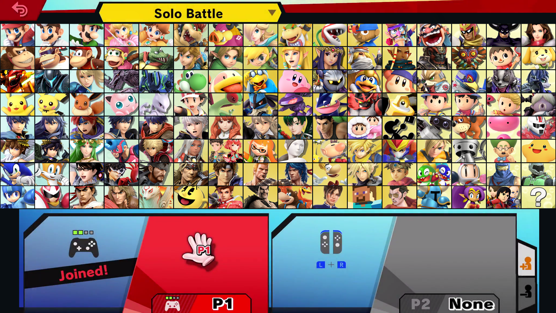 Super Smash Bros. Mayhem