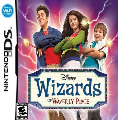 Wizards of Waverly Place The Video Game Nintendo DS Boxart.jpg