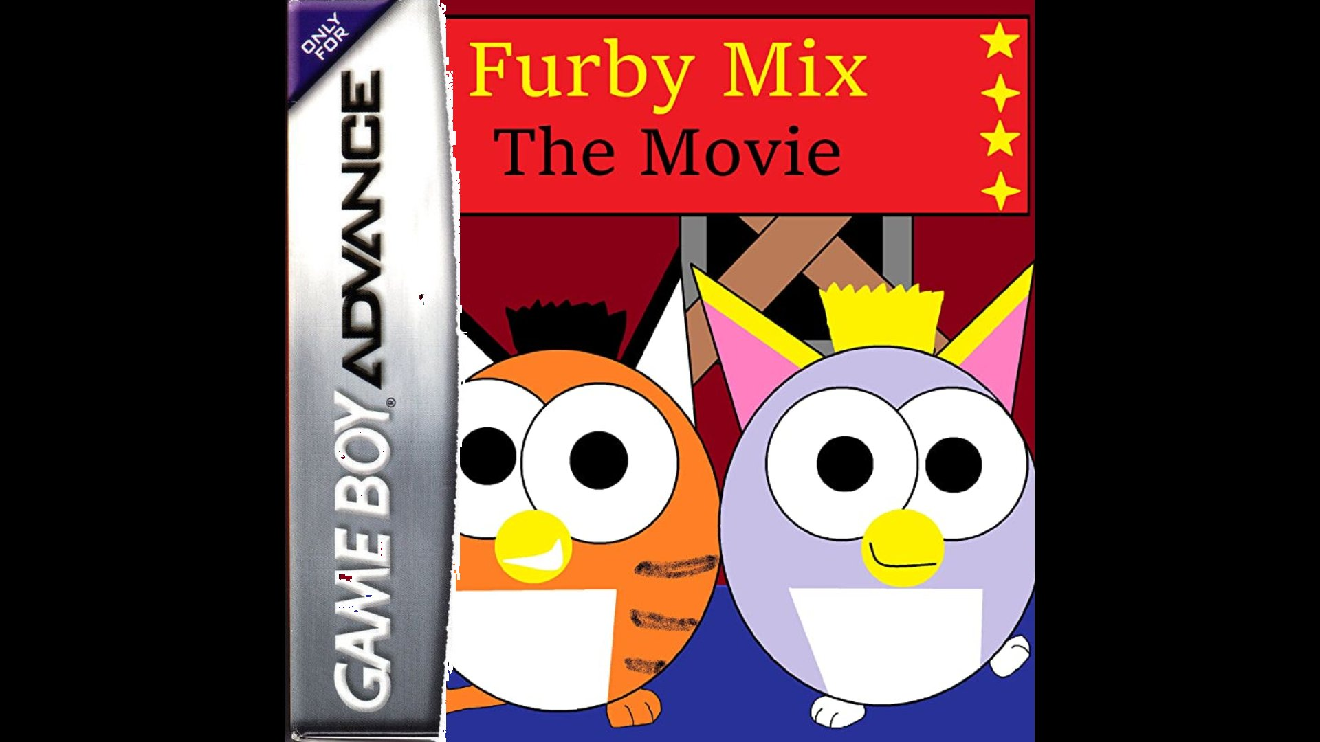 Furby Mix the Movie (Video Game)