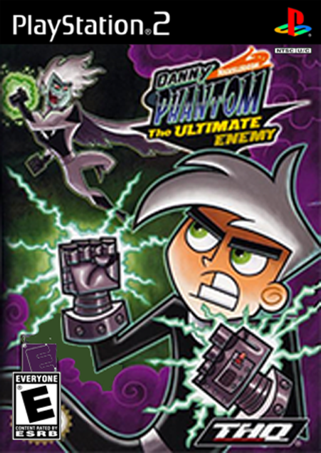 Danny Phantom: The Ultimate Enemy (Console version)