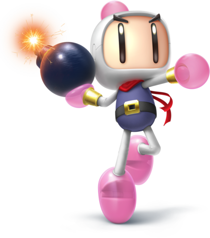 Super Smash Bros. 6/Bomberman