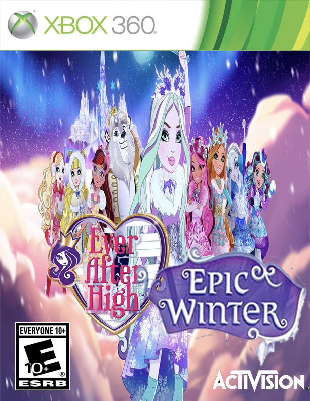 Ever After High: Epic Winter: The Video Game