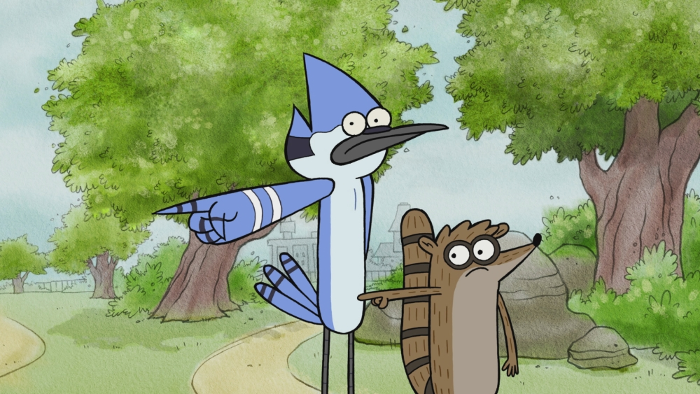 Regular Show: The Power