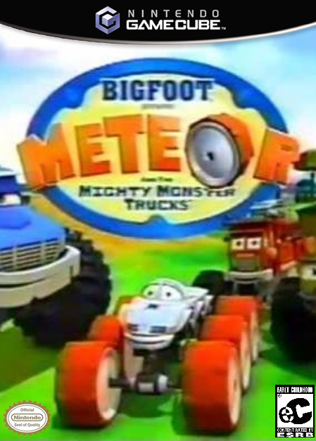 Bigfoot Presents: Meteor and the Mighty Monster Trucks (video game)