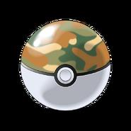 Safari Ball Redraw by oykawoo