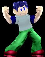 Urban Champion Fighter (SSBUB)