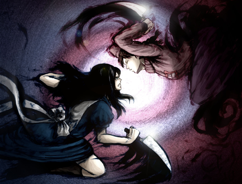Alice: Madness Returns X Yume Nikki