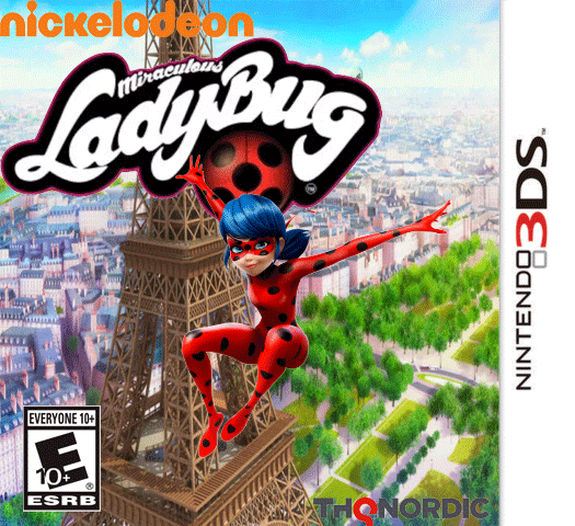 Miraculous Ladybug: The Video Game