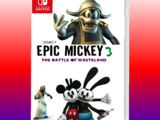 Disney Epic Mickey 3: The Battle of Wasteland