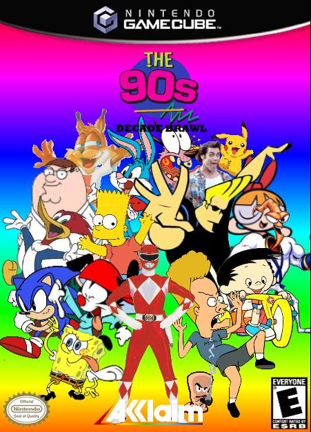The 90's: Decade Brawl