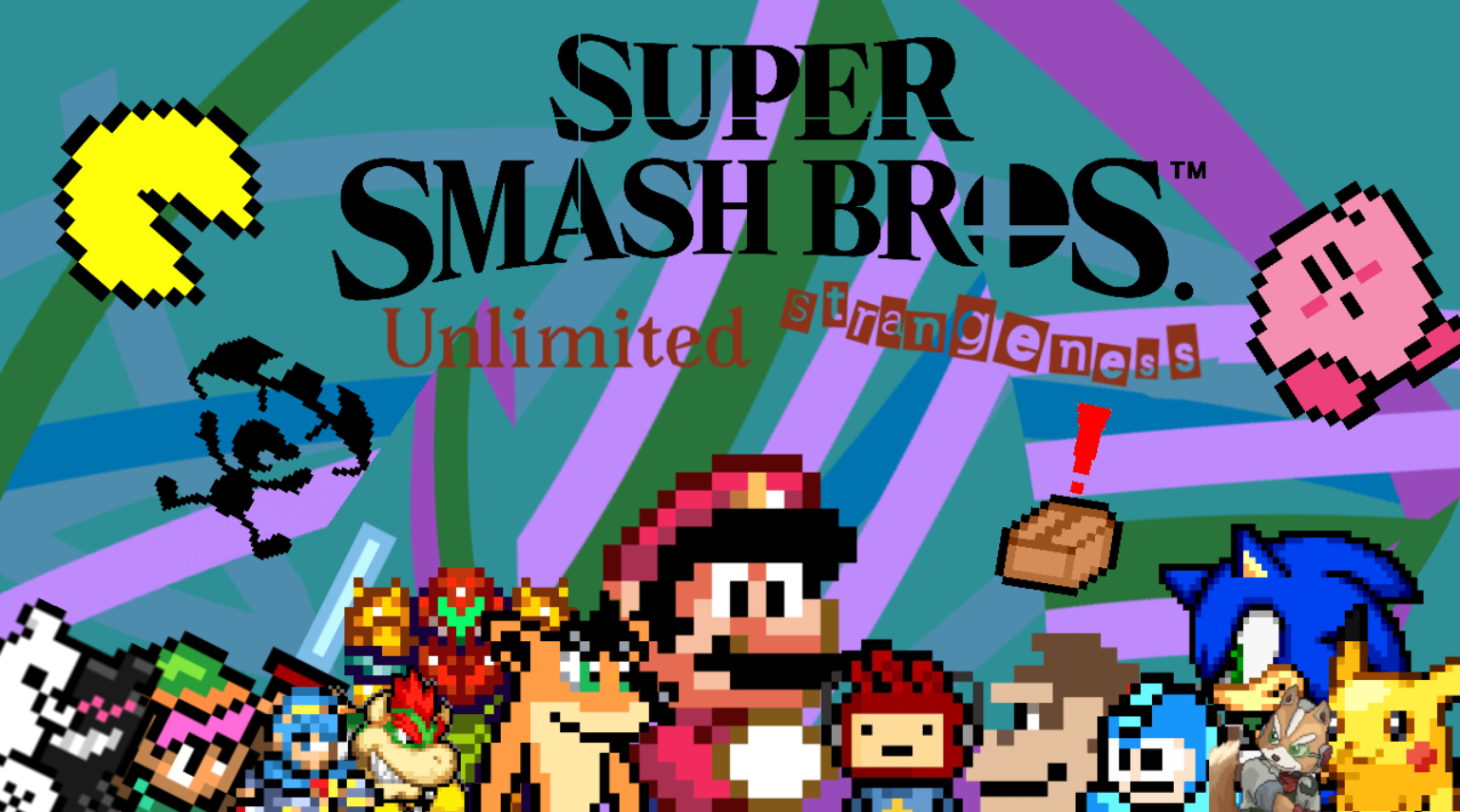 Super Smash Bros: Unlimited Strangeness