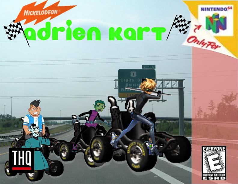 Adrien Kart