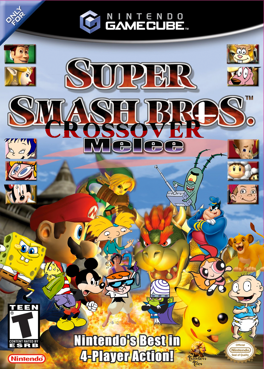 Super Smash Bros. Crossover Melee