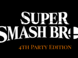 Super Smash Bros. 4th Party Edition