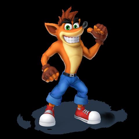 Super Smash Bros. 6/Crash Bandicoot