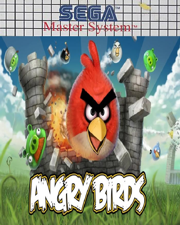 Angry Birds (1987 Video Game)