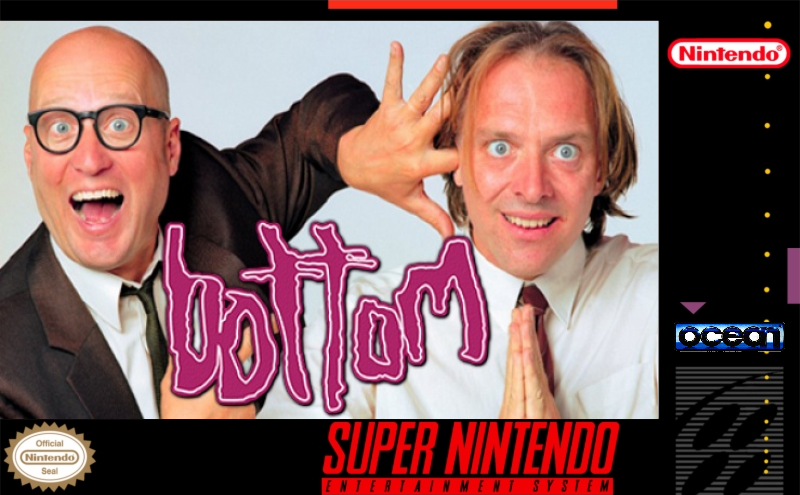 Bottom (video game)