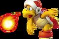 Fire Bro (NSMBU Artwork)