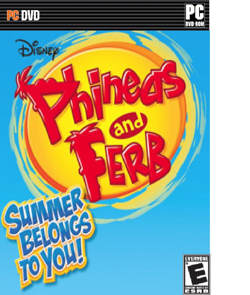 Phineas and Ferb: Summer Belongs to You the Video Game