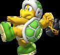 Hammer Bro (NSMBU Artwork)