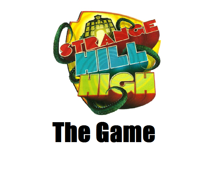 Strange Hill High: The Game