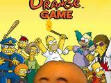 The Annoying Orange Game
