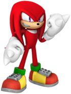 Knuckles the Echidna-0
