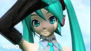 Miku Hatsune - levan Polkka