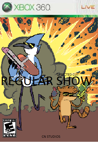 Regular Show The Video Game 4: Directed Cut