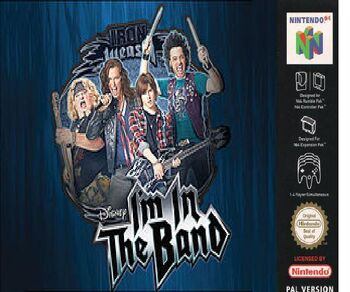 I'm in the band Nintendo 64 game cover.jpg